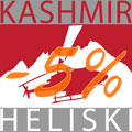 Специальное предложение от Кашмир Хели-ски